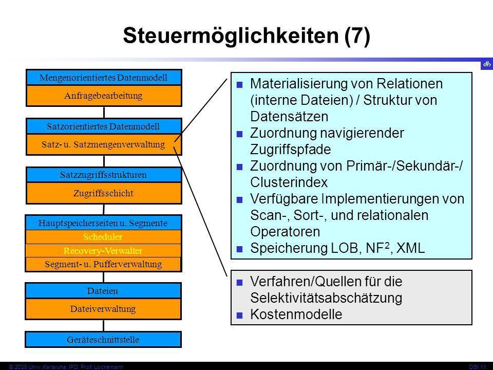 Steuermöglichkeiten (7)