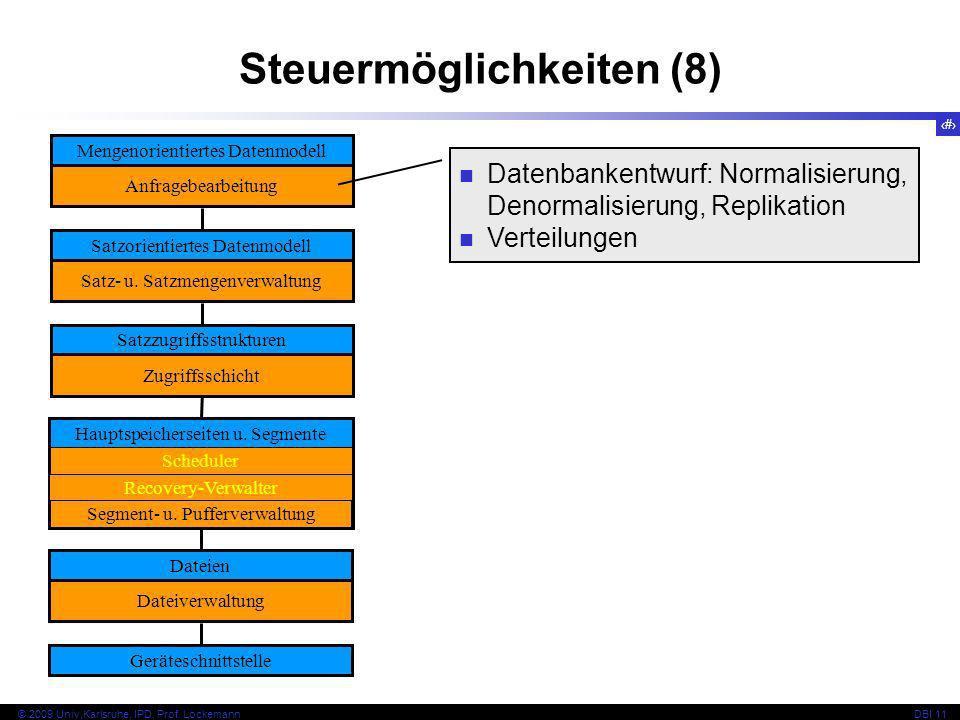 Steuermöglichkeiten (8)