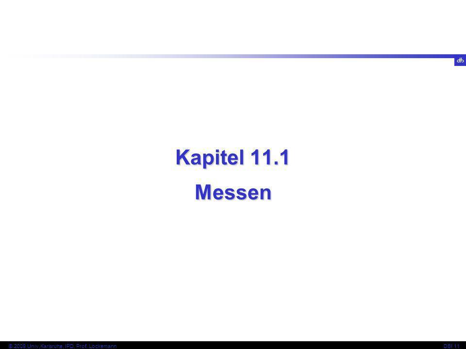 Kapitel 11.1 Messen