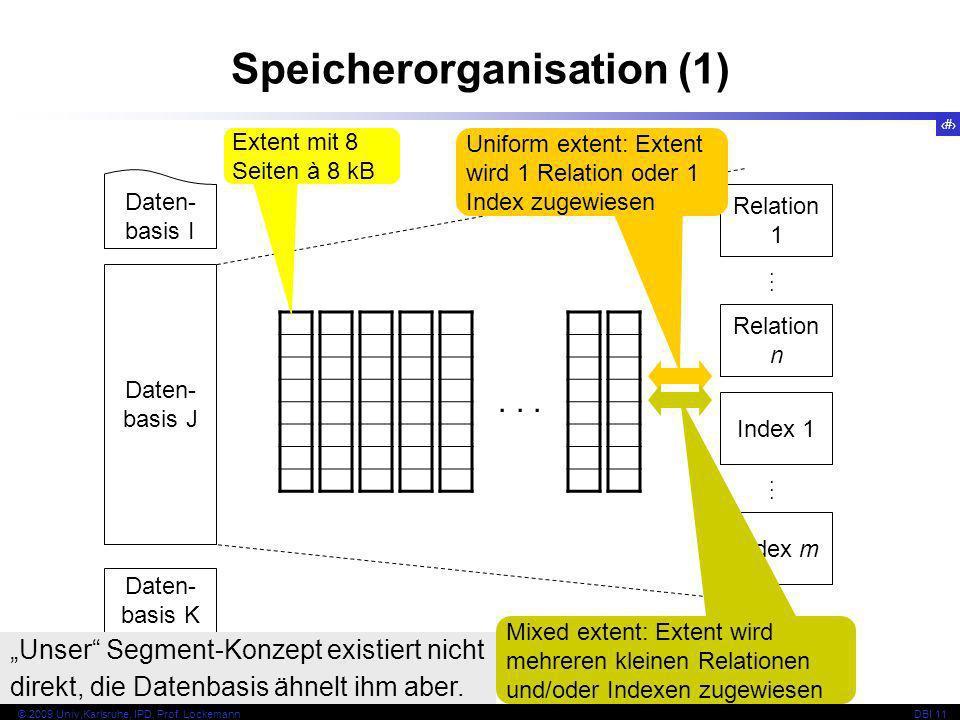 Speicherorganisation (1)