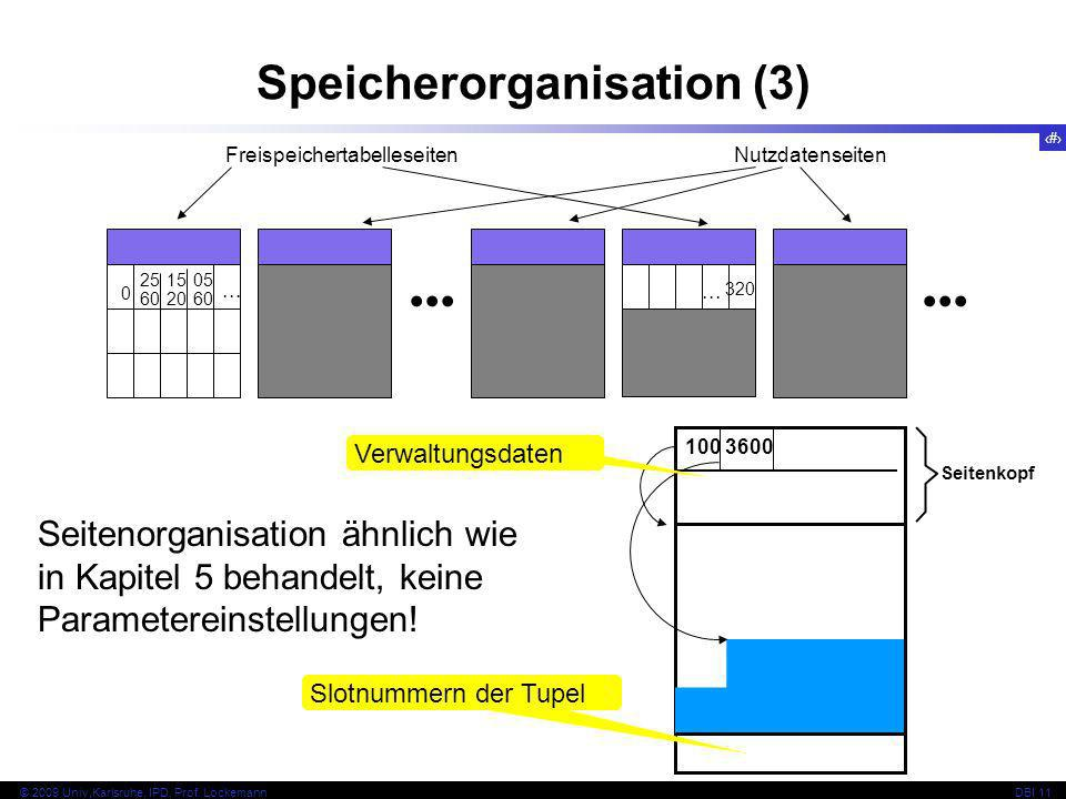 Speicherorganisation (3)
