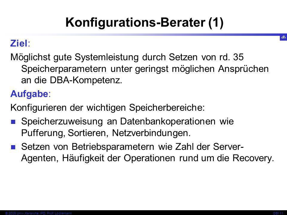 Konfigurations-Berater (1)