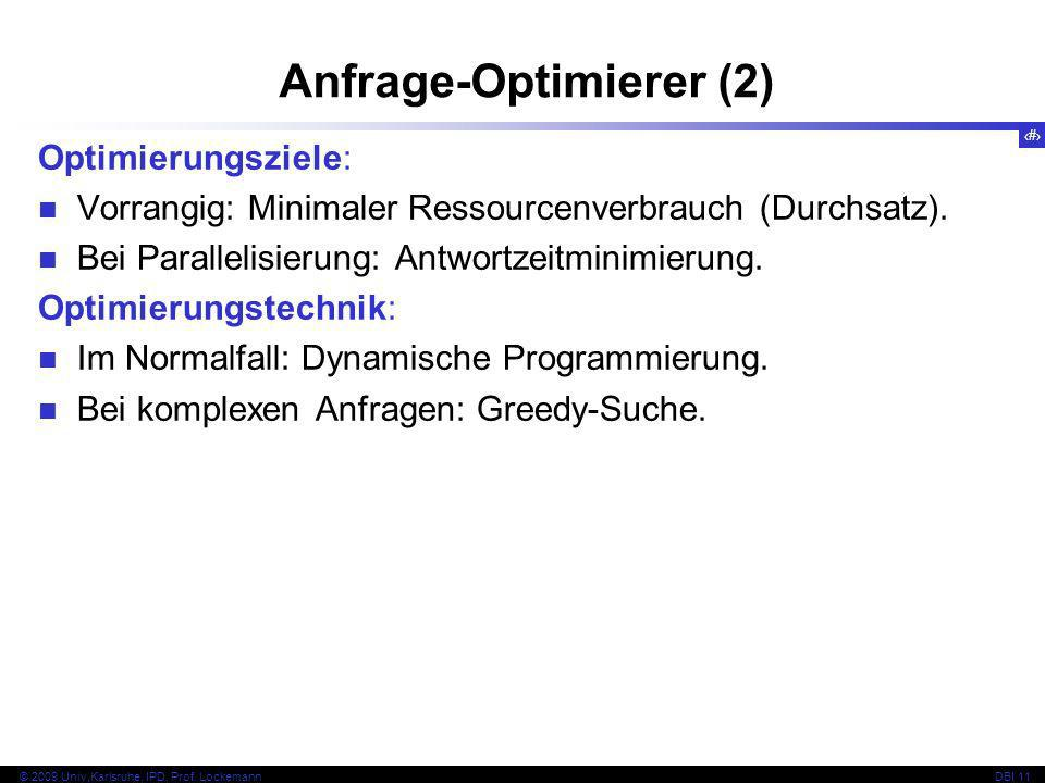 Anfrage-Optimierer (2)