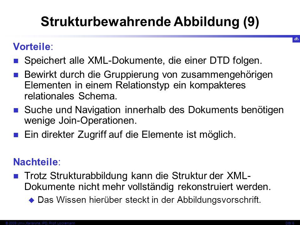 Strukturbewahrende Abbildung (9)