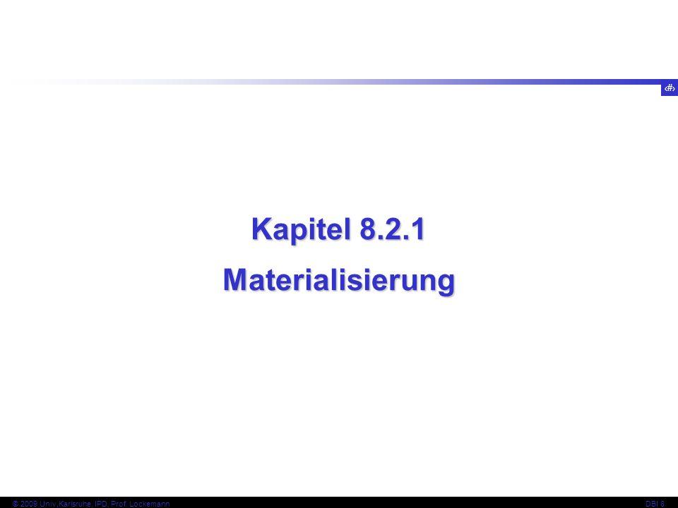 Kapitel 8.2.1 Materialisierung