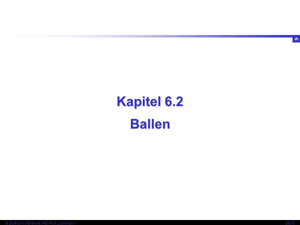 Kapitel 6.2 Ballen