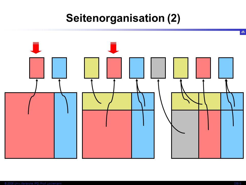 Seitenorganisation (2)
