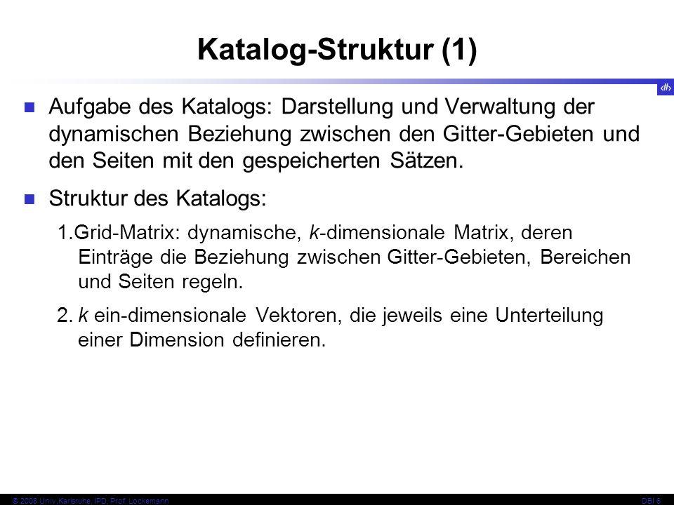 Katalog-Struktur (1)