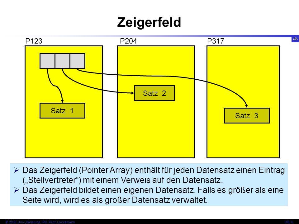 Zeigerfeld P123. P204. P317. Satz 2. Satz 1. Satz 3.