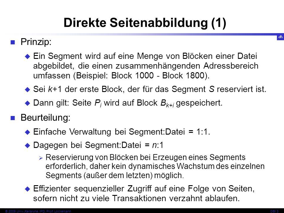 Direkte Seitenabbildung (1)