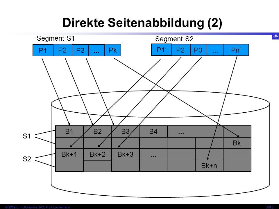 Direkte Seitenabbildung (2)