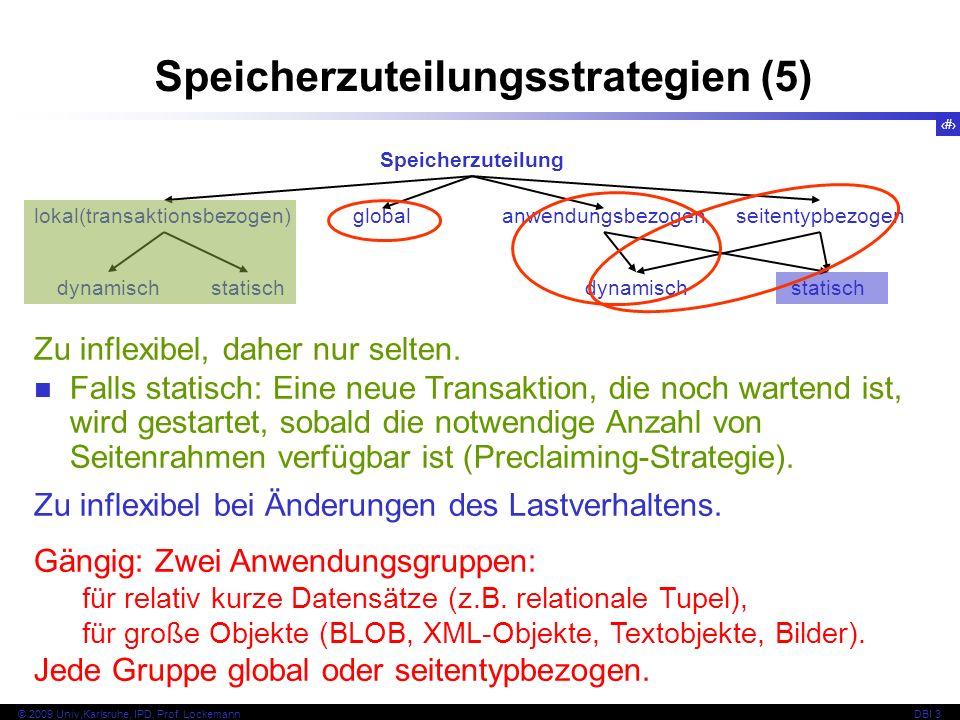 Speicherzuteilungsstrategien (5)