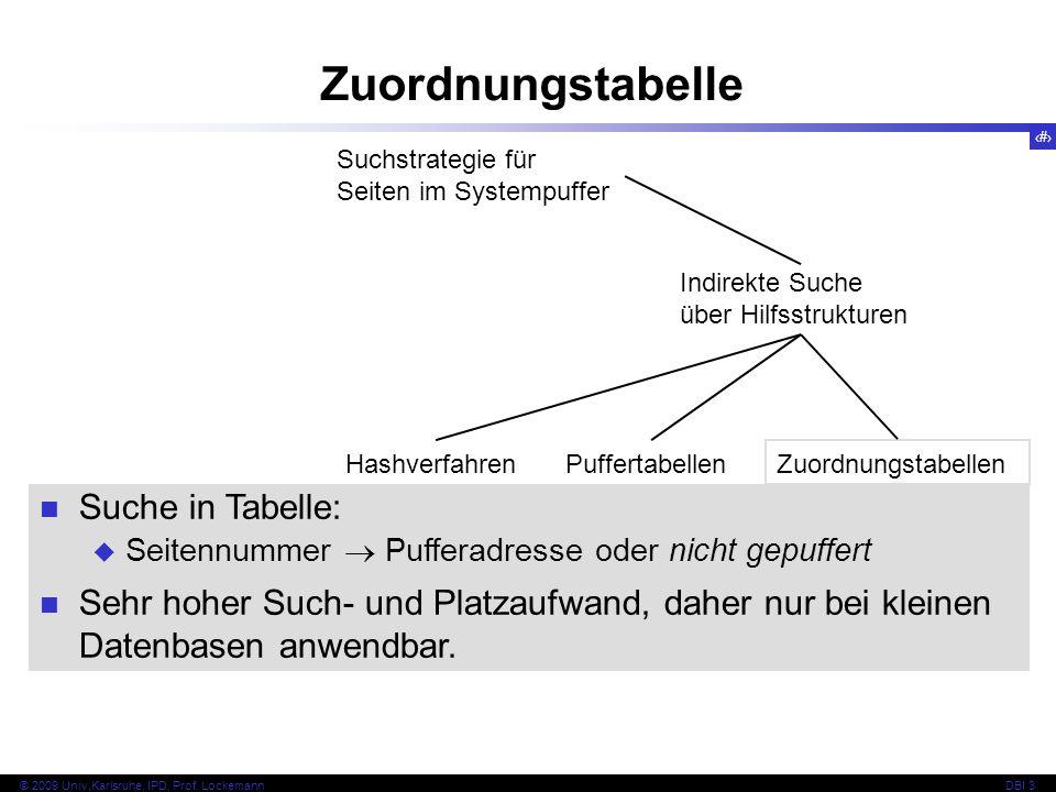 Zuordnungstabelle Suche in Tabelle: