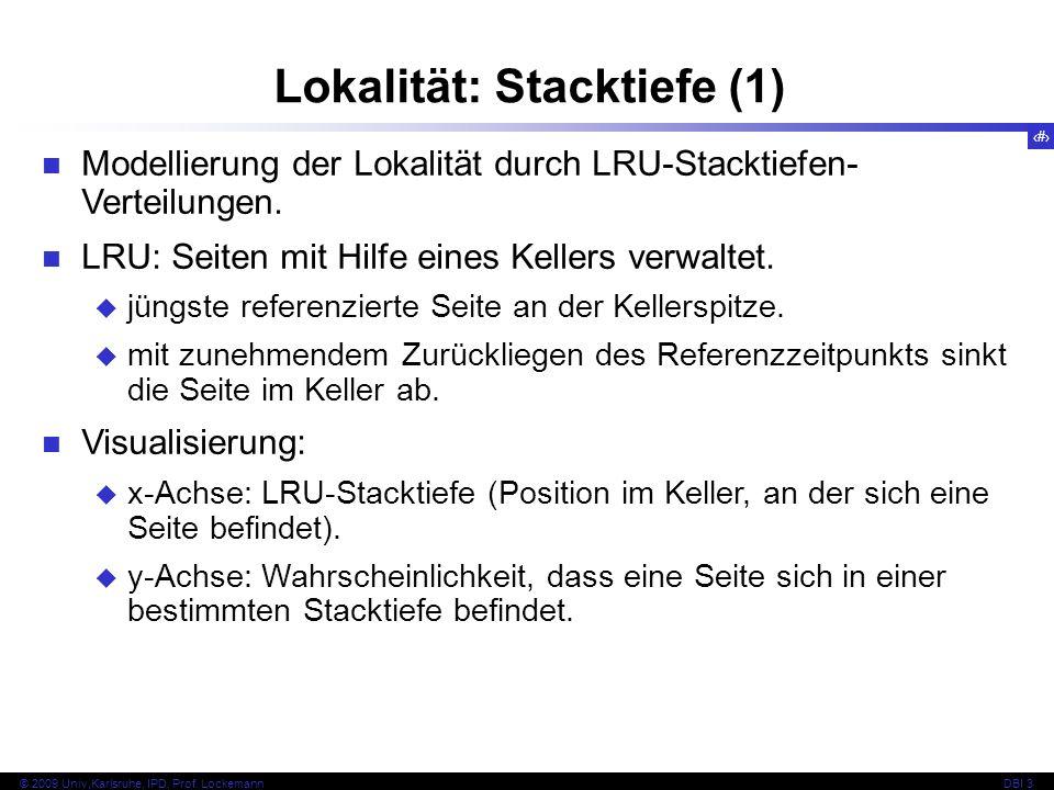Lokalität: Stacktiefe (1)