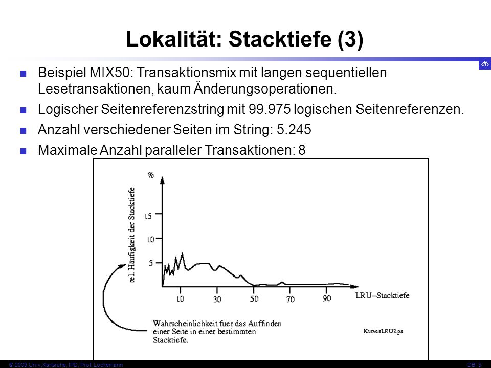 Lokalität: Stacktiefe (3)