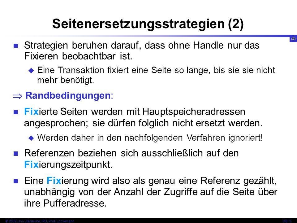 Seitenersetzungsstrategien (2)