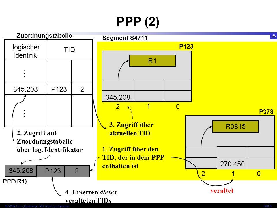 PPP (2) logischer Identifik. TID R1 345.208 P123 2