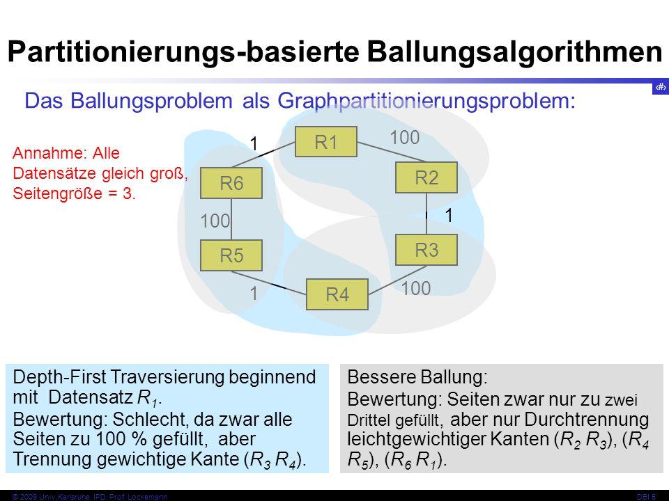 Partitionierungs-basierte Ballungsalgorithmen