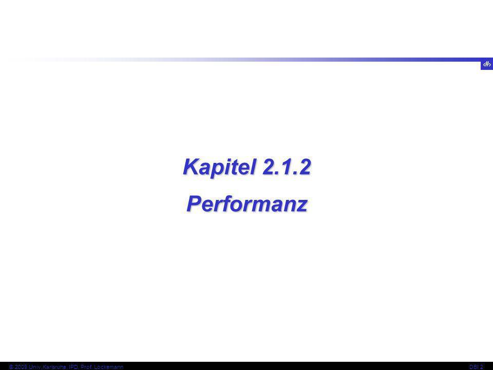 Kapitel 2.1.2 Performanz