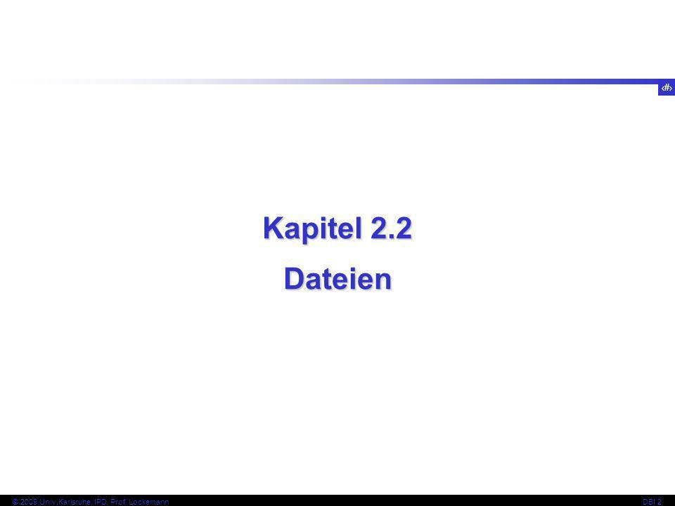 Kapitel 2.2 Dateien