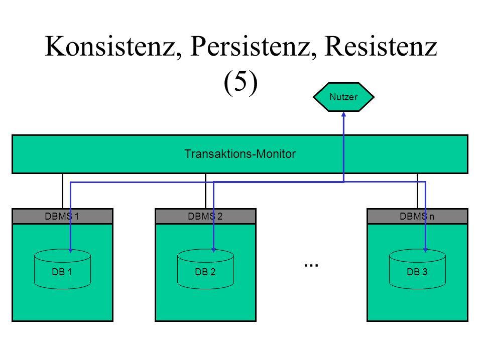 Konsistenz, Persistenz, Resistenz (5)