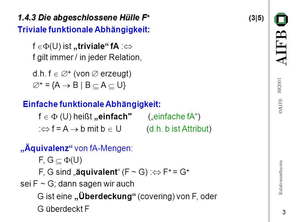 1.4.3 Die abgeschlossene Hülle F+ (3|5)