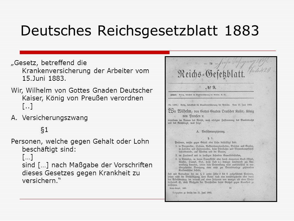 Deutsches Reichsgesetzblatt 1883