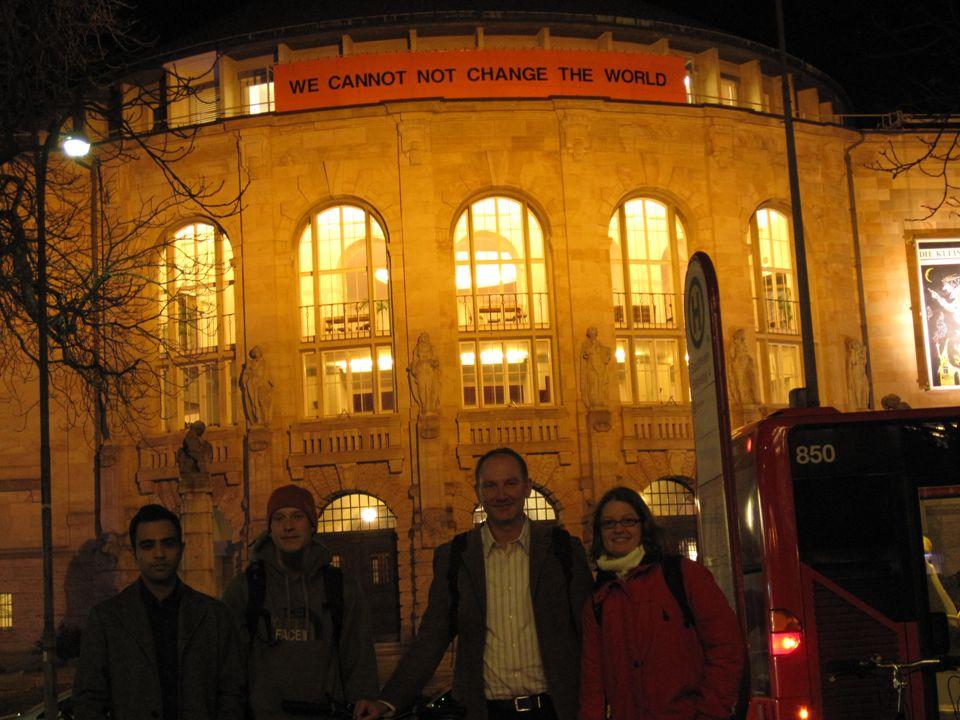 Veranstaltungsreihe November 2009
