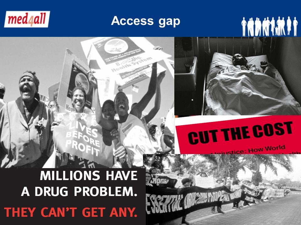 Access gap