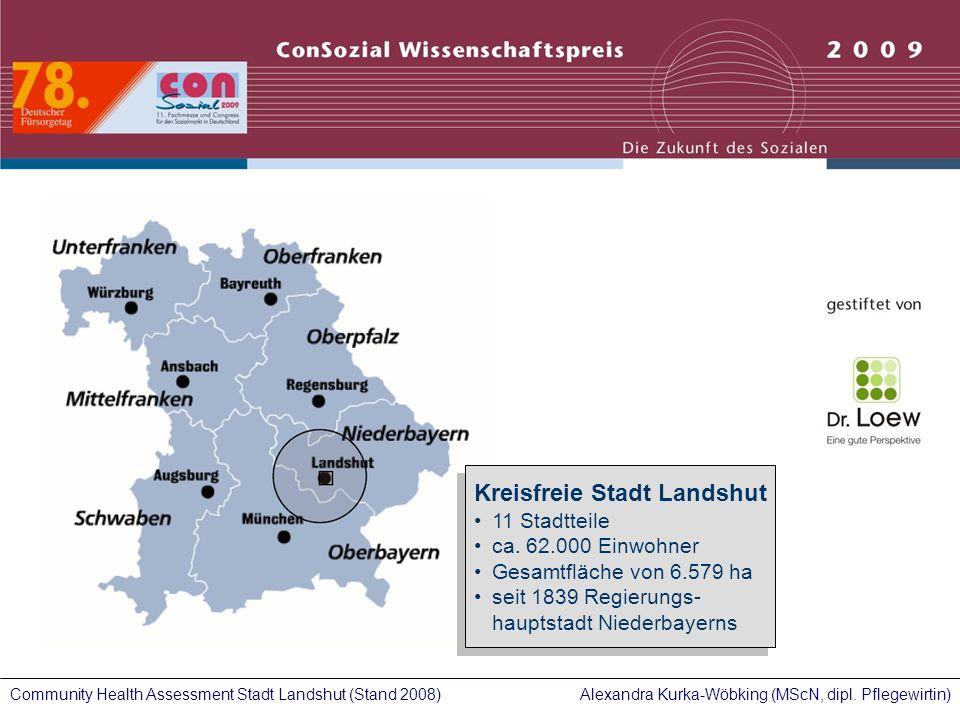 Kreisfreie Stadt Landshut