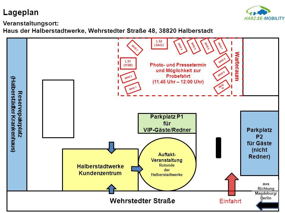 Lageplan Wehrstedter Straße Veranstaltungsort: