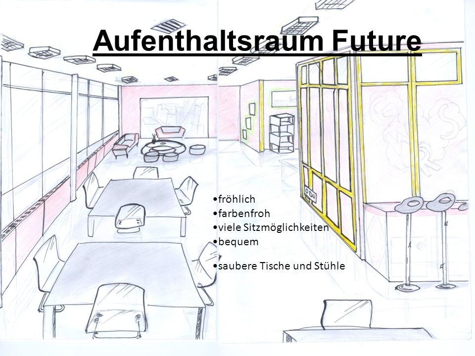 Aufenthaltsraum Future