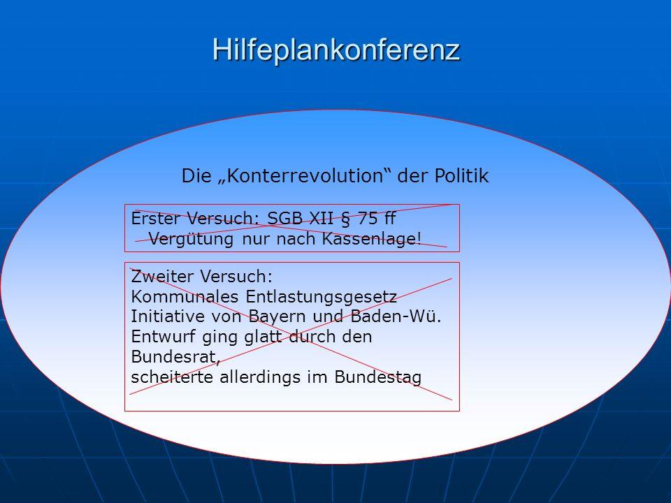 """Die """"Konterrevolution der Politik"""