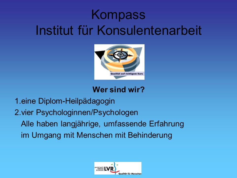 Wer sind wir eine Diplom-Heilpädagogin. vier Psychologinnen/Psychologen. Alle haben langjährige, umfassende Erfahrung.