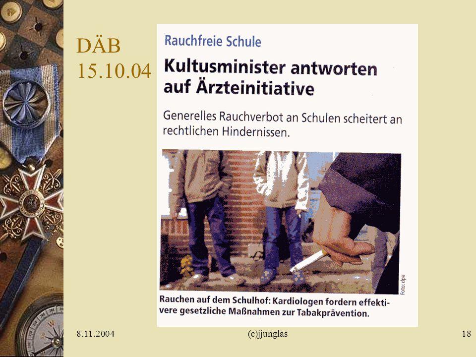 DÄB 15.10.04 8.11.2004 (c)jjunglas