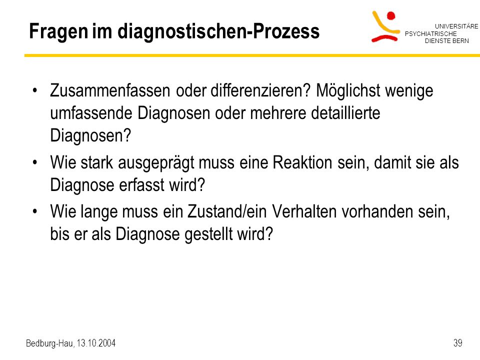 Fragen im diagnostischen-Prozess