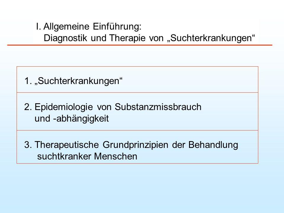 I. Allgemeine Einführung: