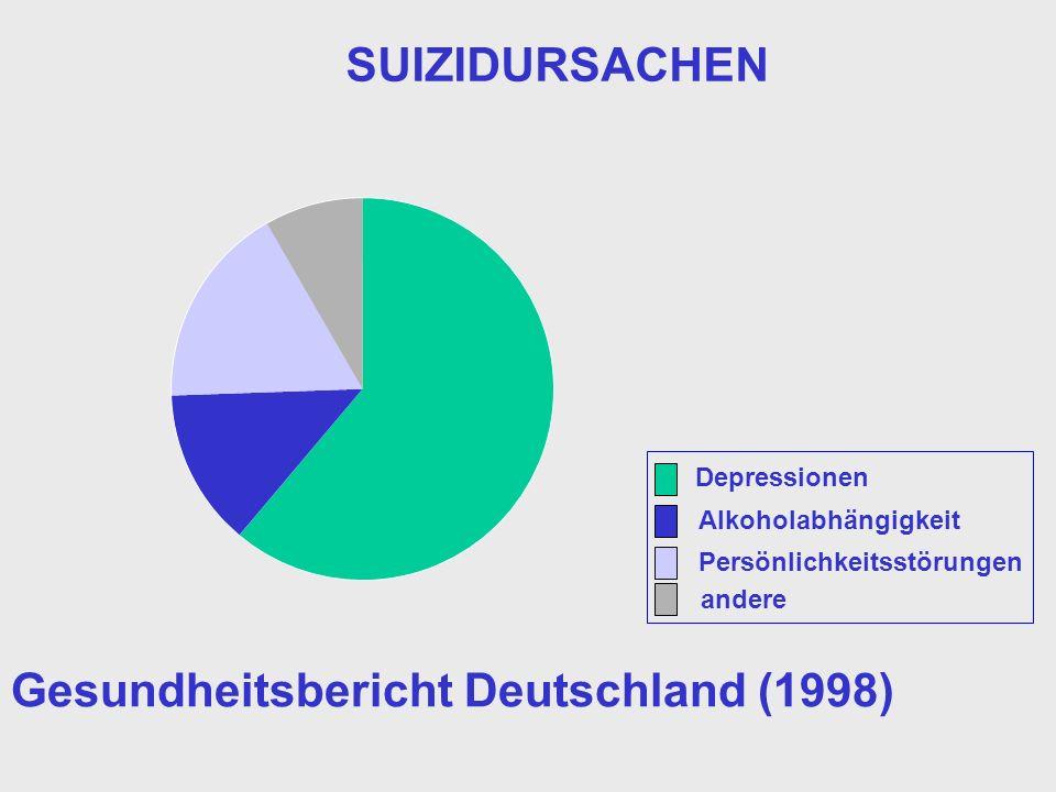 Gesundheitsbericht Deutschland (1998)