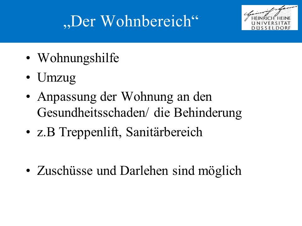 """""""Der Wohnbereich Wohnungshilfe Umzug"""