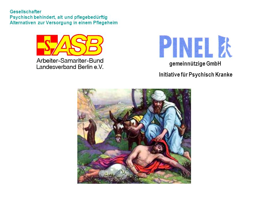 Initiative für Psychisch Kranke