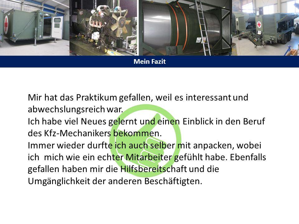 Ziemlich Wieder Kfz Mechaniker Fotos - Beispiel Wiederaufnahme ...