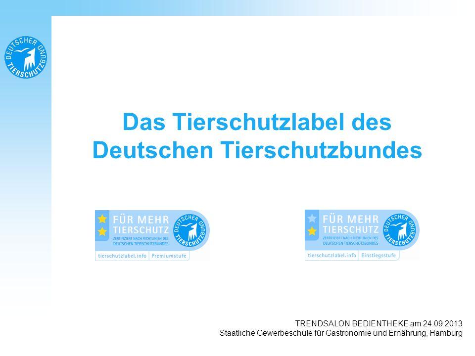 Das Tierschutzlabel des Deutschen Tierschutzbundes