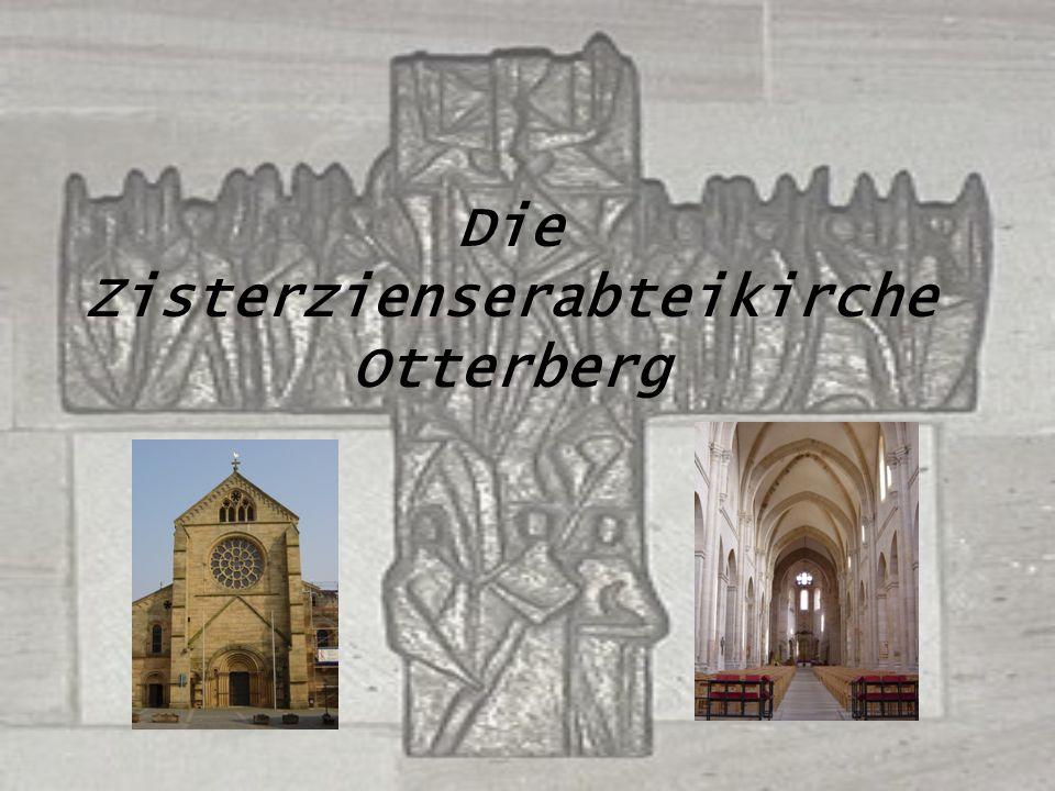 Die Zisterzienserabteikirche Otterberg