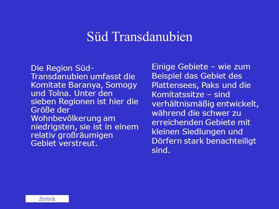 Süd Transdanubien