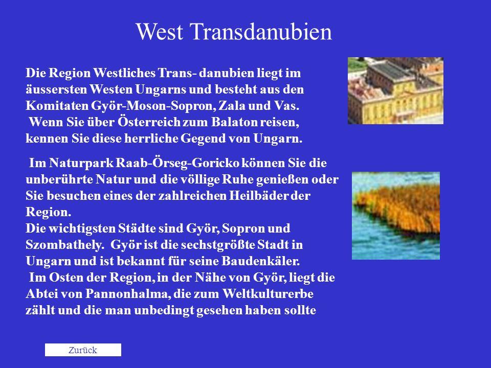 West Transdanubien