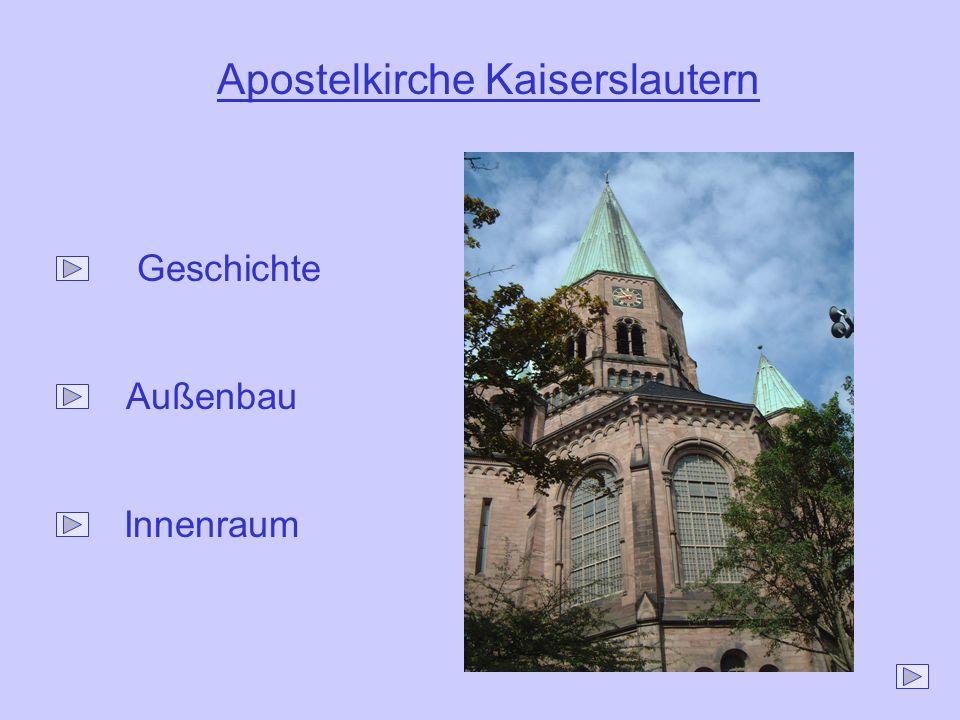 Apostelkirche Kaiserslautern