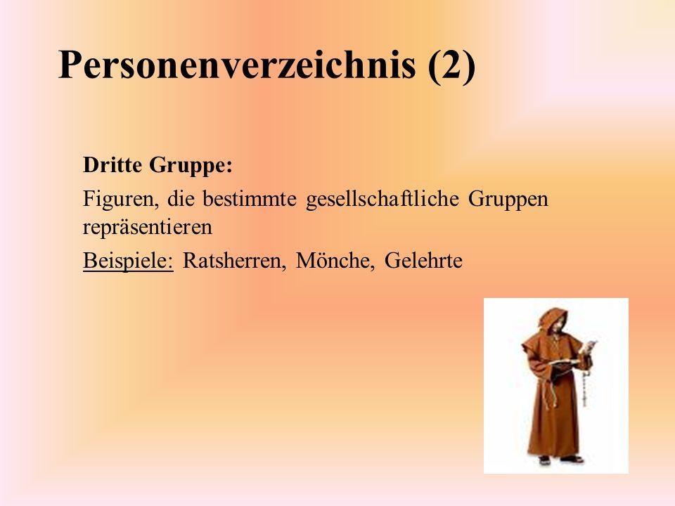 Personenverzeichnis (2)