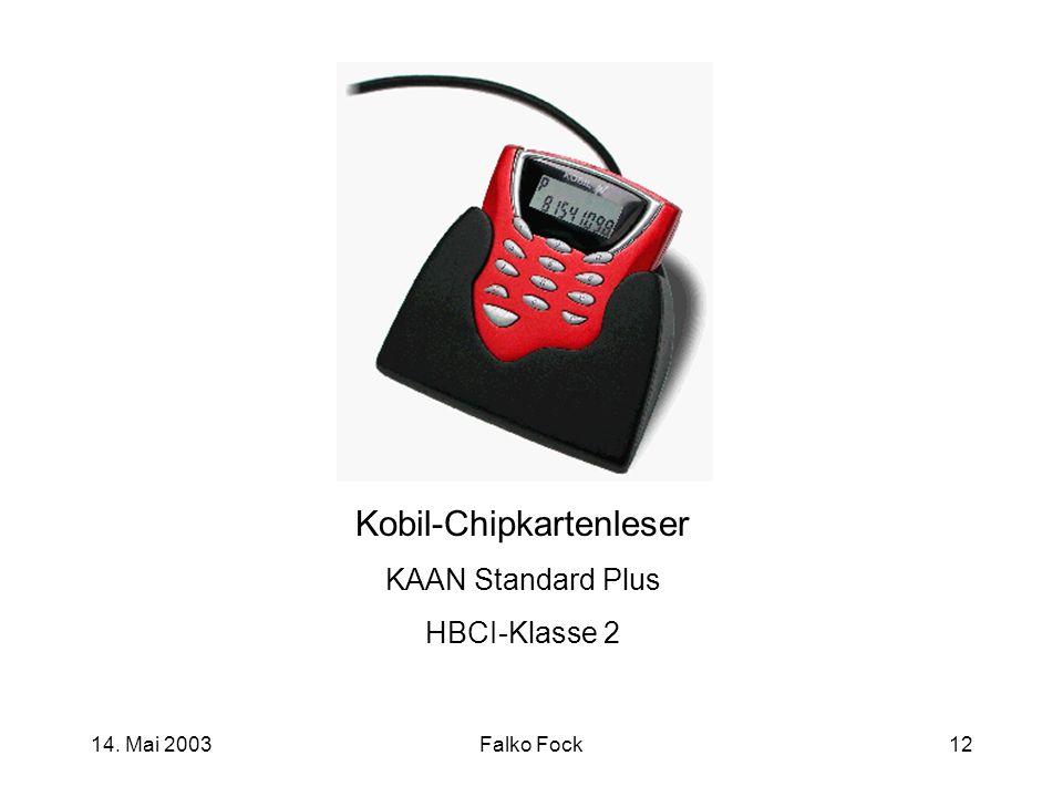 Kobil-Chipkartenleser