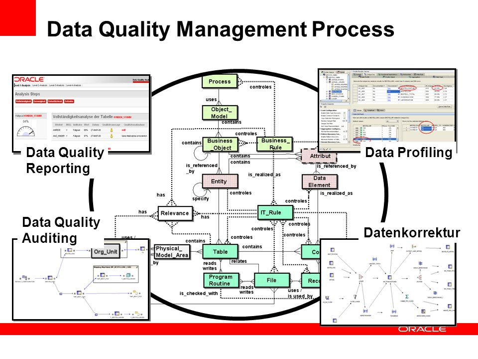 Data Quality Management Process