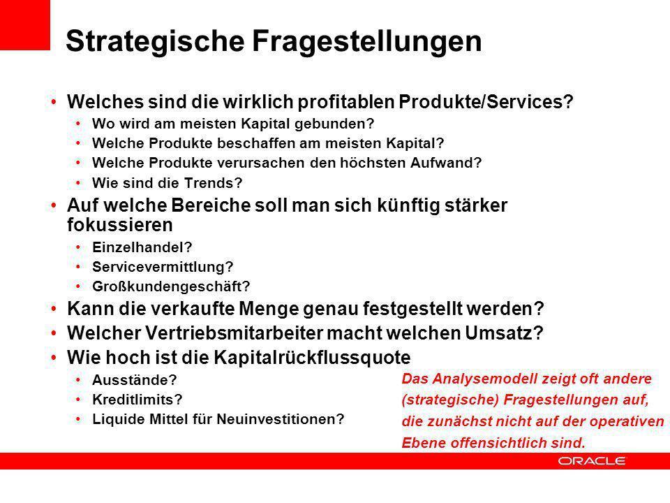 Strategische Fragestellungen